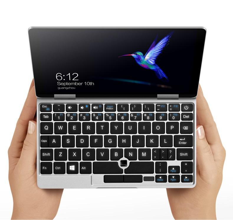 One Mix 2S  - Laptop Cảm ứng Xoay 360 độ Siêu Nhỏ Giảm Cực Khủng