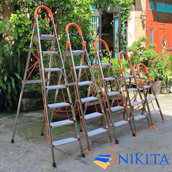THANG NHÔM KHUNG INOX NIKITA NKT-IN04