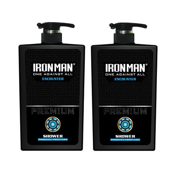 Combo mua 1 tặng 1 Sữa tắm nhiệt hương nước hoa Ironman Encounter