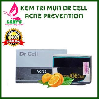 Kem Acne Prevention Dr Cell, Kem Ngăn Ngừa Mụn, Loại Bỏ Mụn, Giúp Làm Mờ Thâm Sạm Da, Se Khít Lỗ Chân Lông thumbnail