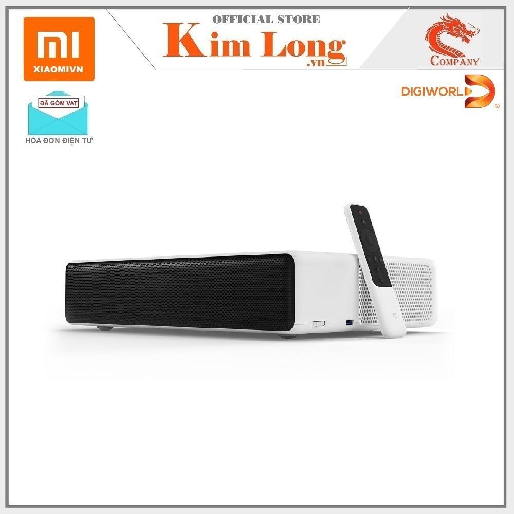 Bảng giá Máy chiếu Xiaomi Laser 150 inch Full HD 4K ALPD 3.0 5000 Lumens Bản Quốc Tế - Hàng Digiworld - Bảo hành 12 tháng