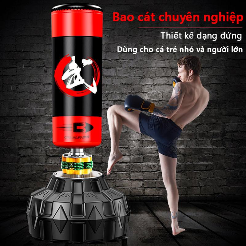 Voucher Ưu Đãi Bao Cát Boxing Lật đật Bao Cát đấm Bốc Bao Cát Dùng Tại Nhà Người Lớn Trẻ Em Dụng Cụ Tập Gym  TopOne2020
