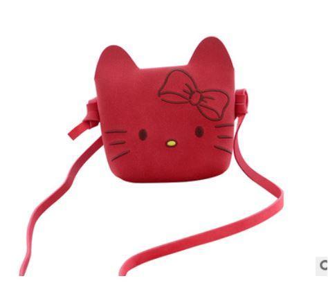 Giá bán Túi đeo vai  cho bé gái họa tiết mèo