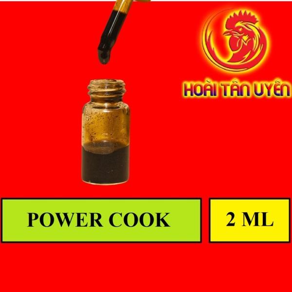 POWER COOK tăng bo, lì đòn, hạn chế ói CHIẾC LẼ 2Cc