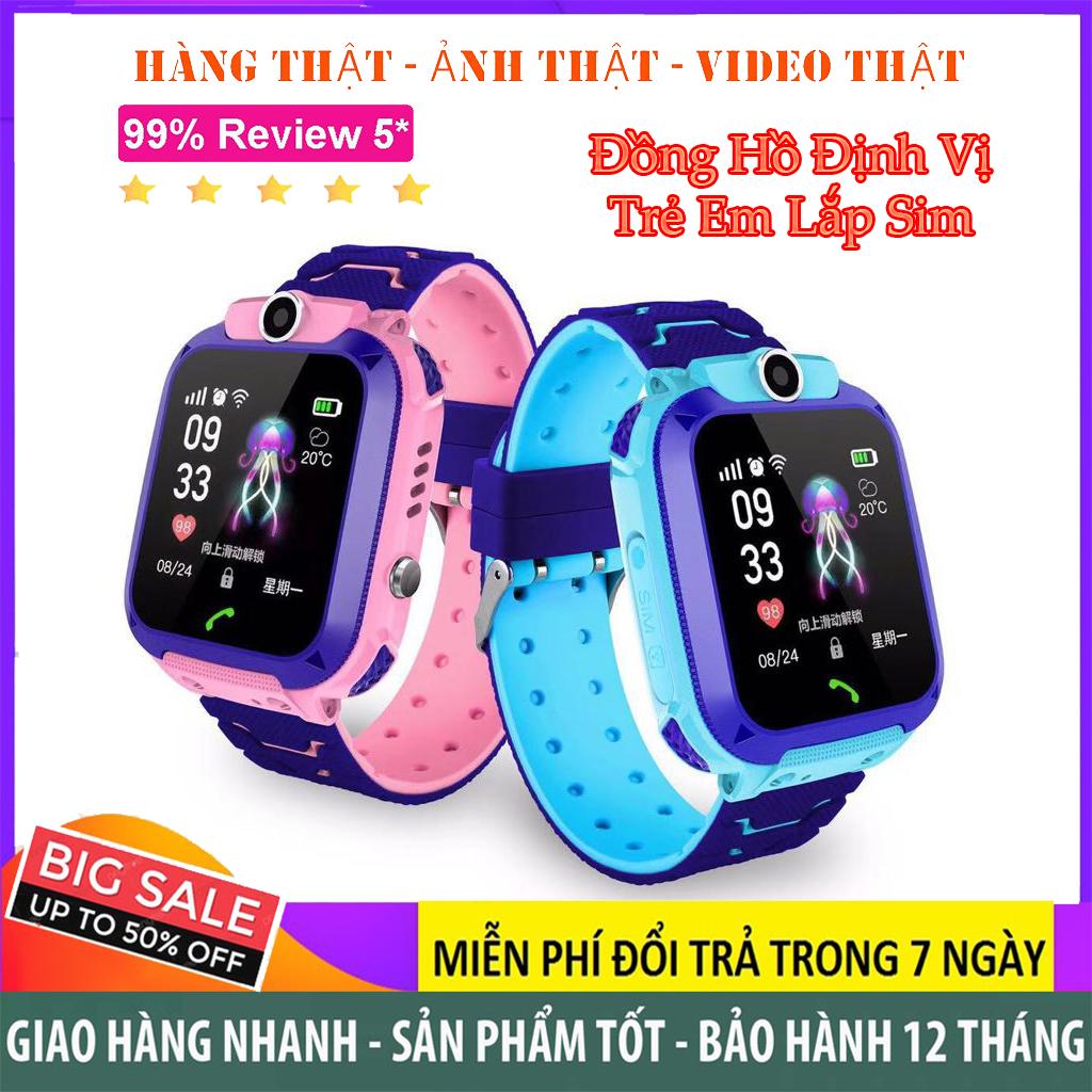 Đồng Hồ Định Vị Trẻ Em A28 Dây sạc Nam Châm, Có Tiếng Việt, Chống Nước tuyệt đối Ip 67, GPS, Camera, Nghe Gọi Hai Chiều thiết kế thời trang