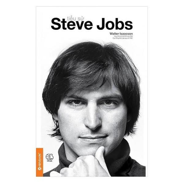 Sách - Tiểu sử Steve Jobs