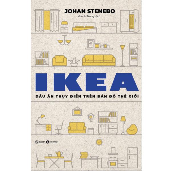 Sách - IKEA - Dấu ấn Thuỵ Điển thế giới