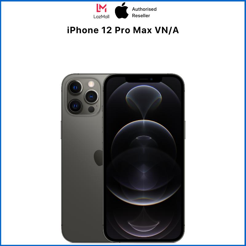[24.11 Sale] iPhone 12 Pro Max - Hàng Chính Hãng...