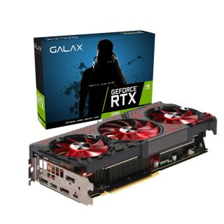 Card màn hình GALAX GeForce RTX 2080 GAMER 8GB GDDR6 thumbnail
