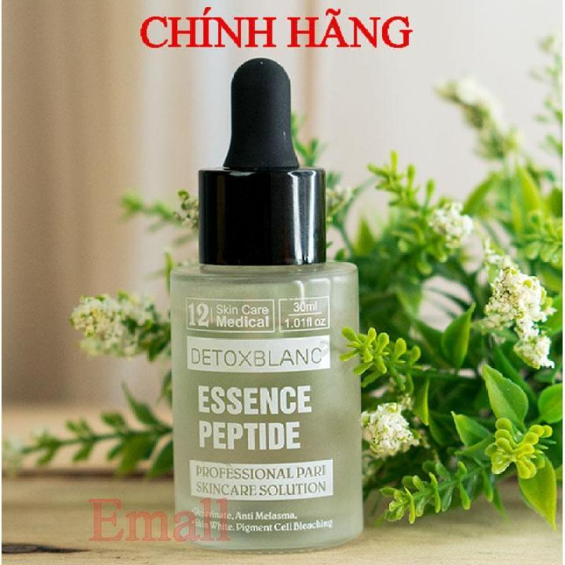 Serum trị nám tàn nhang Detox BlanC Essence Peptide 30ml nhập khẩu