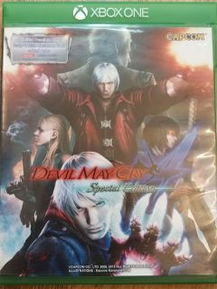 Game Xbox One - Devil May Cry 4 Special Edition thumbnail