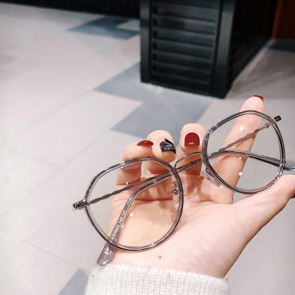 Giá bán Polygon frame ultralight metal frame glasses
