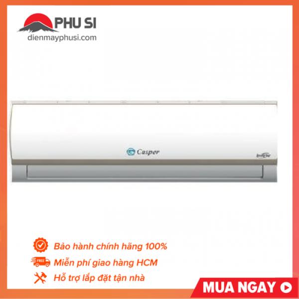 Máy lạnh Casper Wifi Inverter 1.5 Hp GC-12TL25