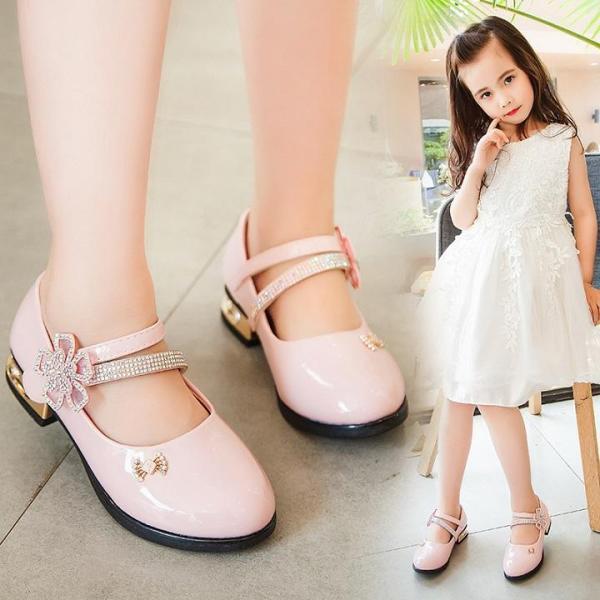 Giá bán Giày cao gót bé gái