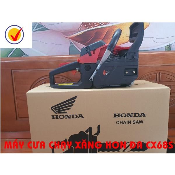Máy cưa xích chạy xăng HON ĐA CX68S-máy cưa gỗ chạy xăng