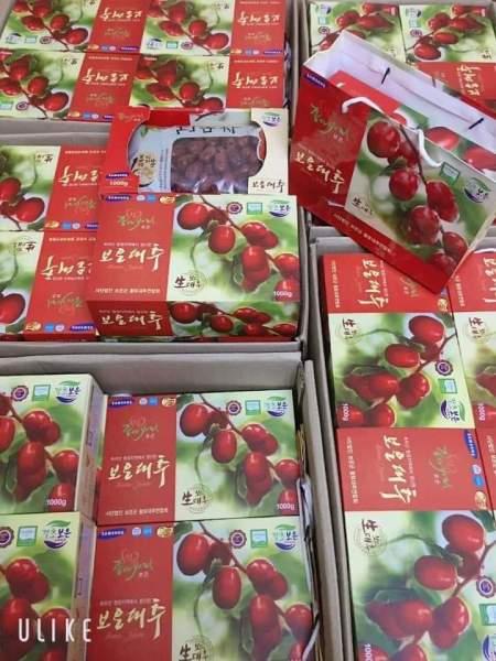 Táo đỏ Hàn Quốc hộp 1 kg