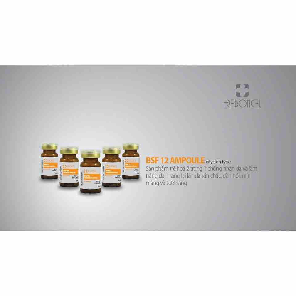 Tế bào gốc điều trị sẹo rỗ BSF 12 nhập khẩu