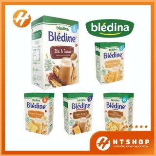 Bột Pha Sữa - Bột Lắc Sữa Bledina Nội Địa Pháp Cho Bé Từ 6 Tháng Tuổi Hộp 400 Gram thumbnail