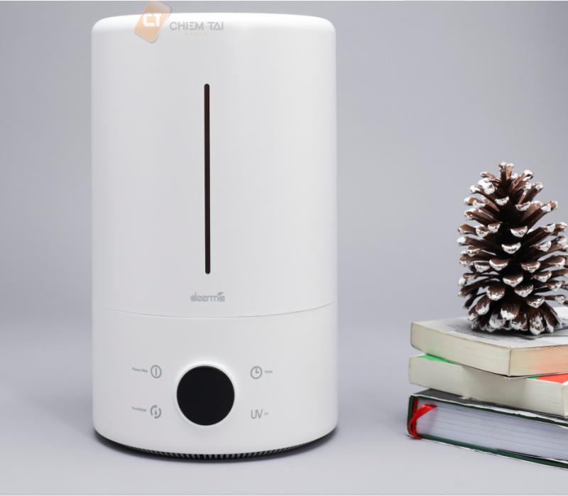 [Bản quốc tế] Máy tạo độ ẩm không khí thông minh Xiaomi Deerma DEM-F628S dung tích 5L đèn UV làm sạch nguồn nước - Bảo hành 6 tháng
