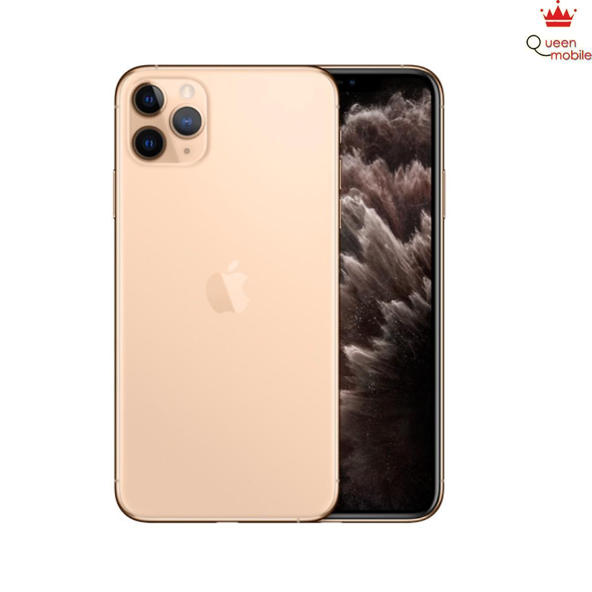 Điện Thoại iPhone 11 Pro Max 64GB - Nguyên Seal - Mới 100% - Vàng