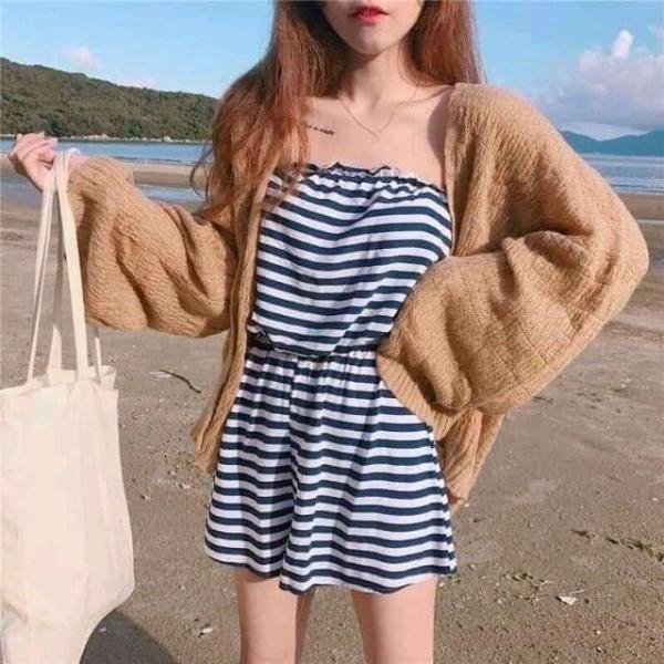 Áo khoát len mỏng  cao cấp loại 1 siêu xinh đi chơi dạo phố ngồi văn phòng siêu hot (Ảnh thật của Hayday shop)