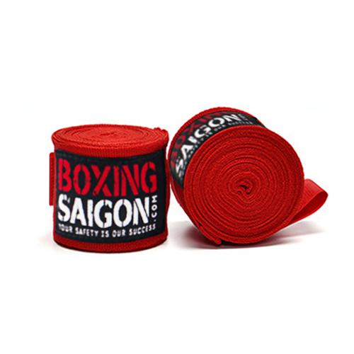 Siêu Tiết Kiệm Khi Mua Băng Quấn Tay Boxing Saigon Premium ( Bán Theo Cặp )