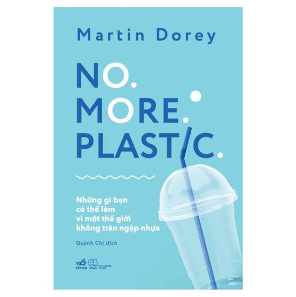 Sách No. More. Plastic (Tặng bọc sách Bookcare)