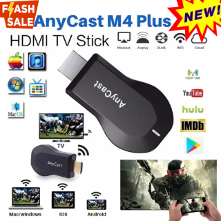 kết nối điện thoại với tivi,kết nối điện thoại với tivi,HDMI không dây Anycast M2 Plus dạng USB tiện dụng,dễ dàng chia sẻ hình ảnh,video lên TV,BH 1 Năm thumbnail