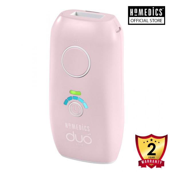 Máy triệt lông cá nhân DUO LITE HoMedics IPL-HH180 công nghệ kép IPL&ATF nhập khẩu USA