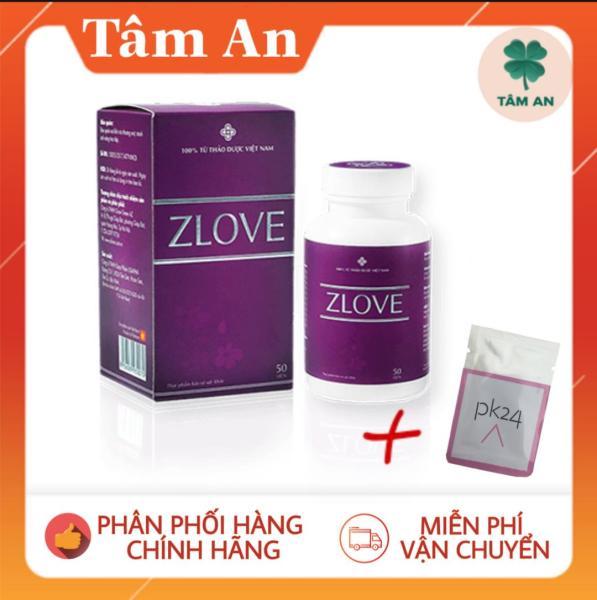 [Combo 4 Zlove tặng PK24] Se khít và tăng cường sinh lý từ thảo dược