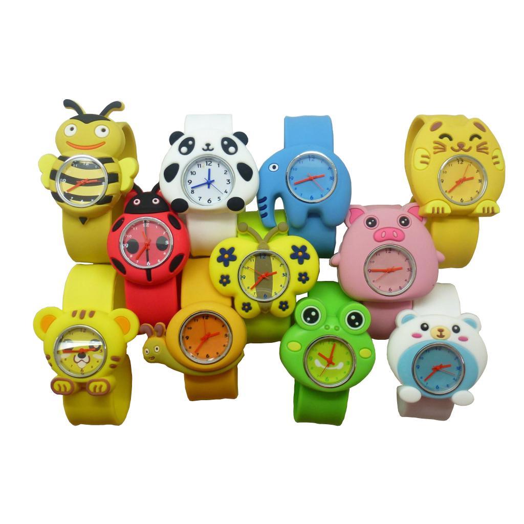 Giá bán Đồng hồ Silicon hoạt hình ngộ nghĩnh đáng yêu cho bé