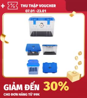 Thùng hộp chống ẩm Eirmai R10 tích hợp ẩm kế và máy hút ẩm
