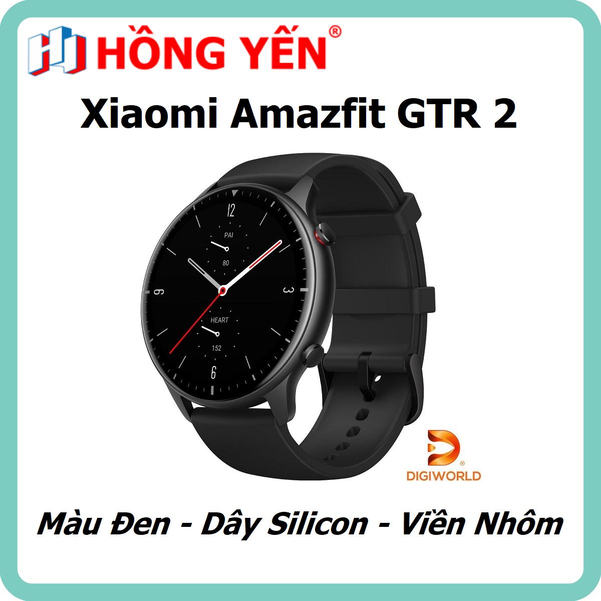 Đồng hồ thông minh Xiaomi Amazfit GTR 2 - Hàng Chính Hãng - Digiworld Phân Phối - Bảo Hành 12 Tháng