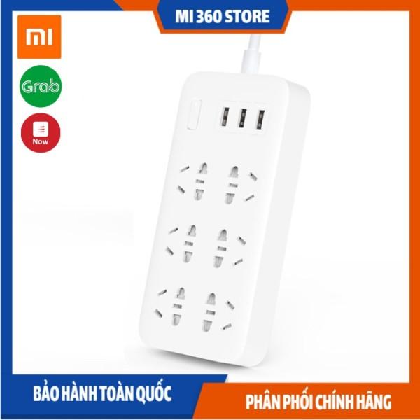 Bảng giá Ổ Cắm Điện Xiaomi Powerstrip 6 Holes 3 USB