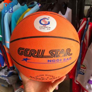 Qủa bóng rổ Gerustar màu cam size 7( Tặng kèm kim bơm vag túi lưới đựng bóng) thumbnail
