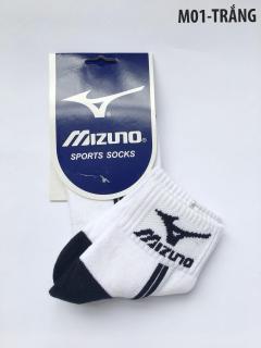 Tất thể thao Mizuno cao cấp, chuyên nghiệp, chống tĩnh điện, thấm và thoát mồ hôi tốt, có 3 màu lựa chọn thumbnail