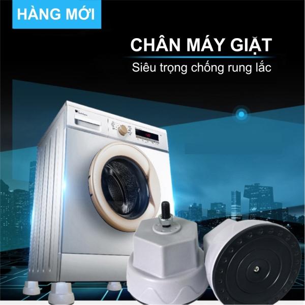 Chân máy giặt siêu trọng, chống rung lắc di chuyển khi giặt.