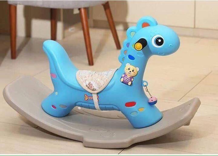 Ngựa bập bênh cho bé - (BQ311) Nhật Bản