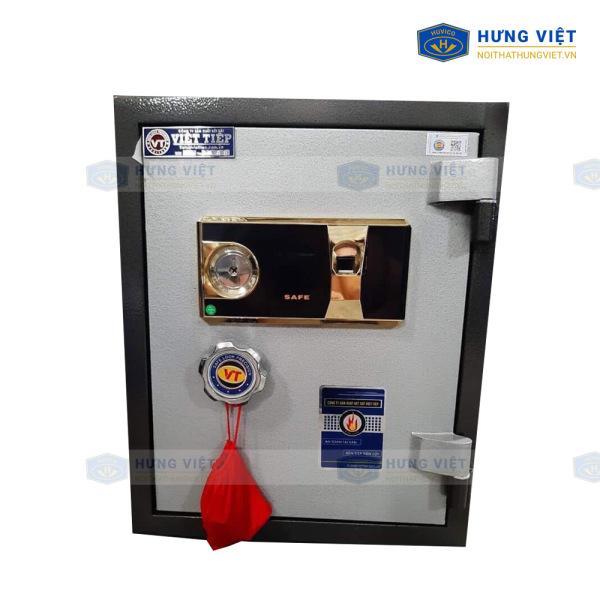 Két Sắt Việt Tiệp Vân Tay Báo Động KVT54
