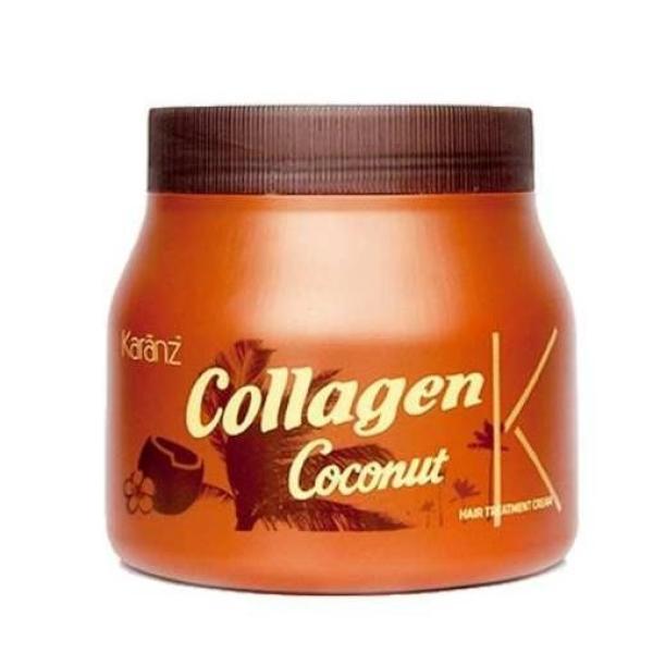 Hấp dầu dừa Karanz collagen 1000ml tốt nhất