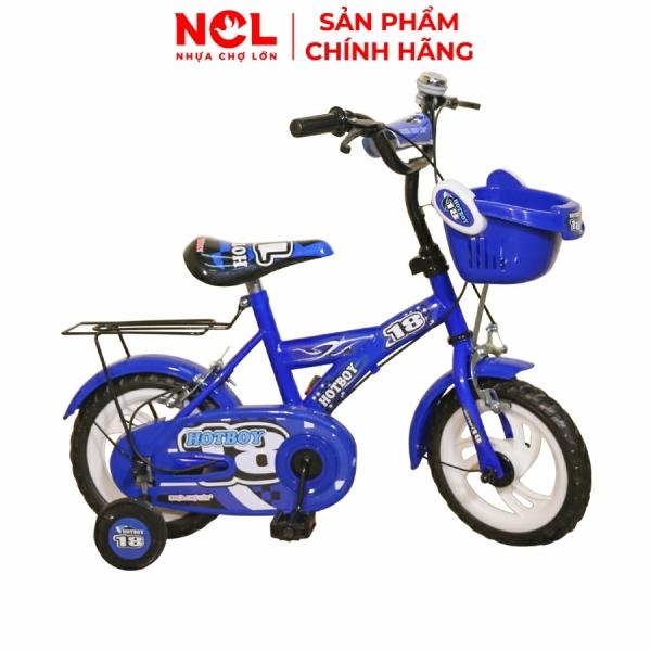 Giá bán Xe Đạp Trẻ Em Nhựa Chợ Lớn 14 inch K73 Dành Cho Bé Từ 3 - 4 Tuổi - M1397-X2B