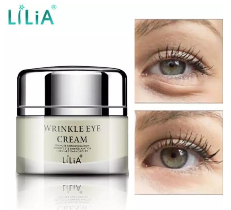 LiLiA Eye Cream chống nhăn lão hóa, Ageless hiệu quả loại bỏ tối Circles puffiness sửa chữa mắt nâng moisturizer Cream Không có giá rẻ