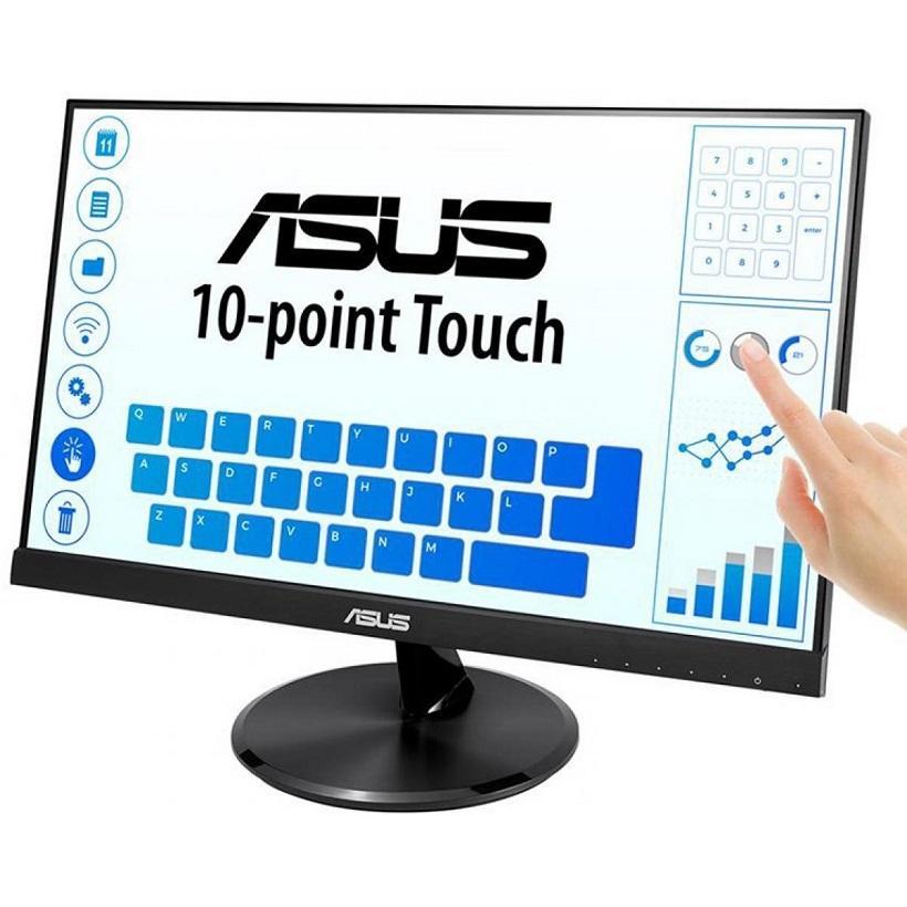 Màn hình cảm ứng ASUS VT229H - 21,5 FHD (1920x1080), cảm ứng 10 điểm, IPS, góc nhìn rộng, tràn viền, không nháy hình, ánh sáng xanh thấp, HDMI