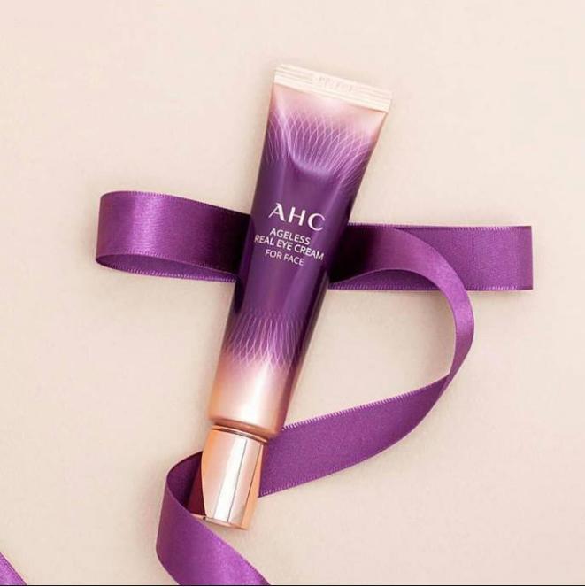 Kem Mắt AHC Ultimate Real Eye Cream For Face tốt nhất