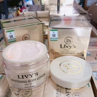 Kem Body Thái Livys Whitening Body Lotion thumbnail
