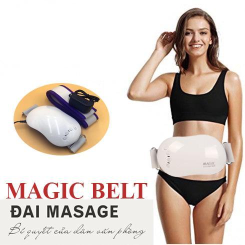 Đai massage giảm mỡ bụng, cách masa bụng, cách giảm cân, cách tập bụng 6 múi, Dụng cụ tập đánh tan mỡ đa năng,giữ vóc dạng vòng eo 56 tại nhà. chính hãng