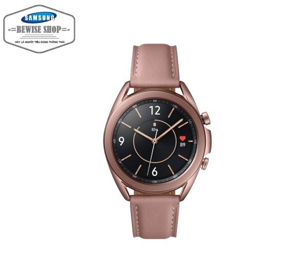 Đồng Hồ Thông Minh Samsung Galaxy Watch 3 Bluetooth (41mm) - Hàng Full Box Chính Hãng Samsung Việt Nam Phân Phối