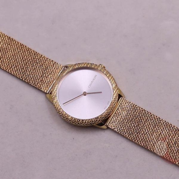 Đồng hồ nữ thụy sĩ CALVIN KLEIN K3M22U26 còn mới không hộp