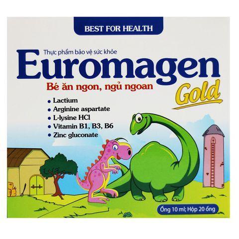 Euromagen Gold Hộp 20 ống x 10ml