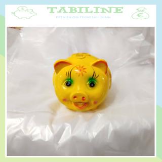 Lợn đất tiết kiệm đựng tiền size NHỎ cute đẹp giá rẻ TABILINE LD01 1